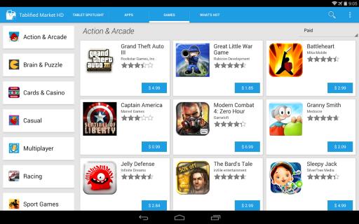 Tablified Market - Tablet Apps screenshot 21
