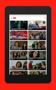 FOX TV Türkiye screenshot 5