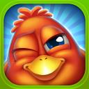 Bubble Birds 4 - Rescue Falling Funny Birds