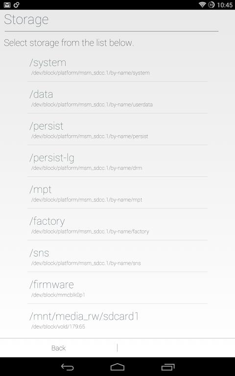 Undeleter Recuperação de Dados screenshot 1