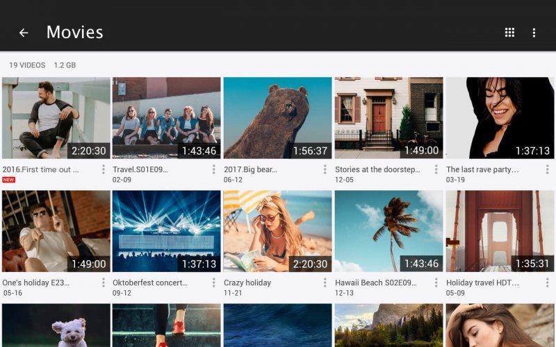 Video Player All Format - HD Video Player, XPlayer screenshot 4