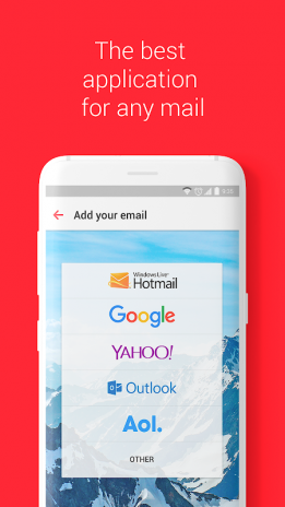myMail – Email for Hotmail, Gmail and Outlook Mail 10 2