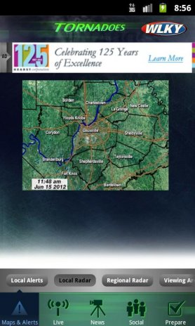 Tornadoes WLKY 32 3 0 Download APK for Android - Aptoide