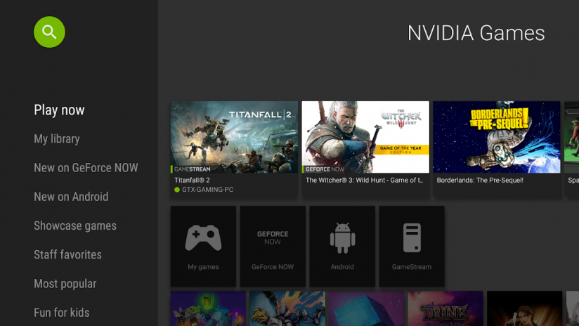 NVIDIA Games 5 7 22988815 Download APK for Android - Aptoide