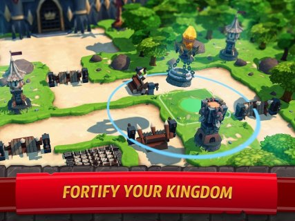 Royal Revolt 2: Tower Defense RPG and War Strategy screenshot 10