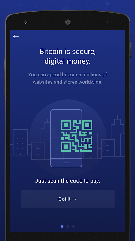BitPay – Secure Bitcoin Wallet screenshot 2