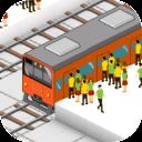 STATION-Train Crowd Simulation