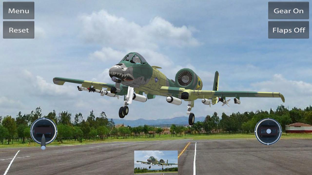 Absolute RC Flight Simulator screenshot 1
