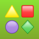 Kids Games Shapes for Toddlers