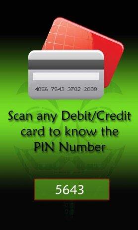 ATM Card Scanner and Pin Number Hacker Prank 1 0 Download
