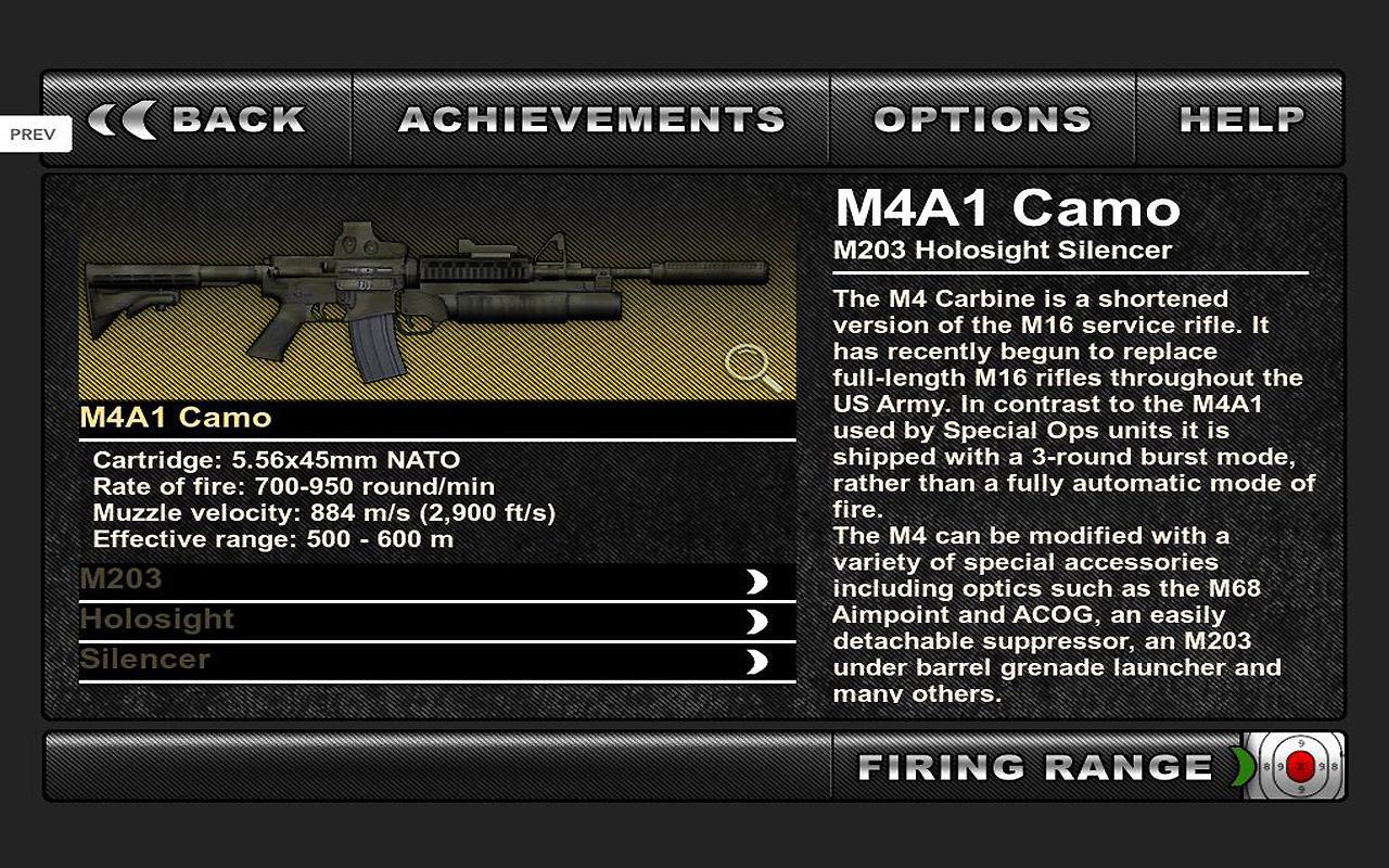 Arma II: Firing Range THD screenshot 2