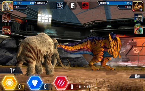 Jurassic World™: The Game screenshot 9