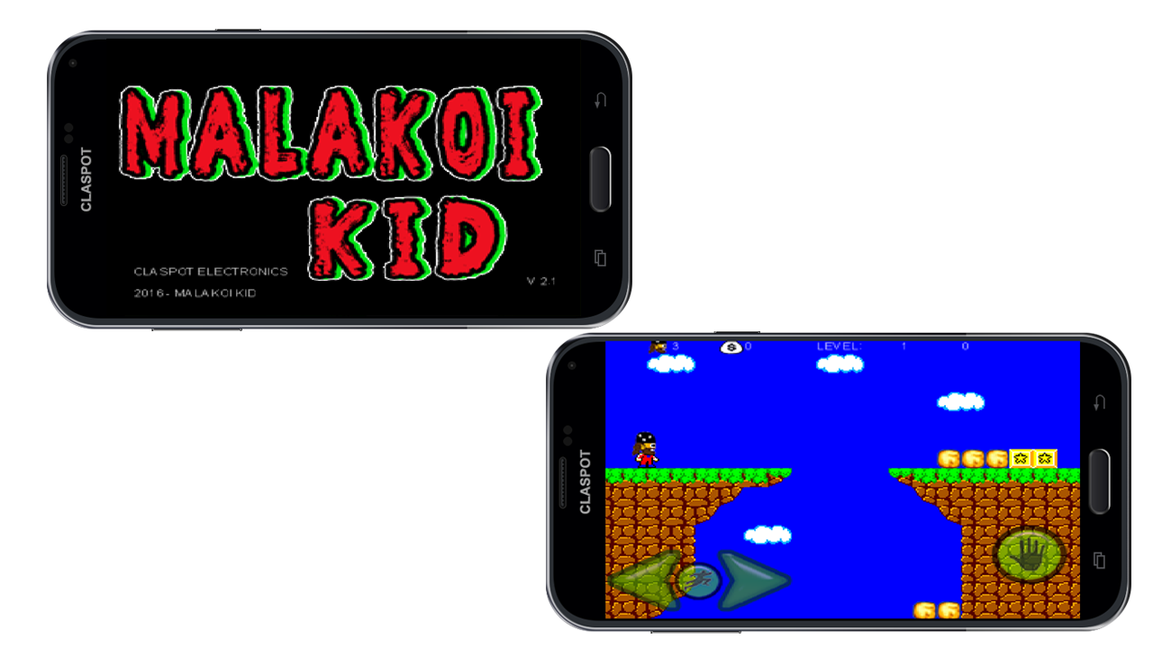 Malakoi Kid screenshot 1