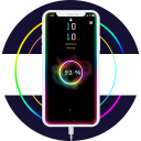 Battery Charging Animation Effect and Lock Screen