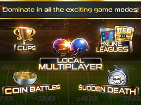 Football Heroes PRO 2017 Screenshot