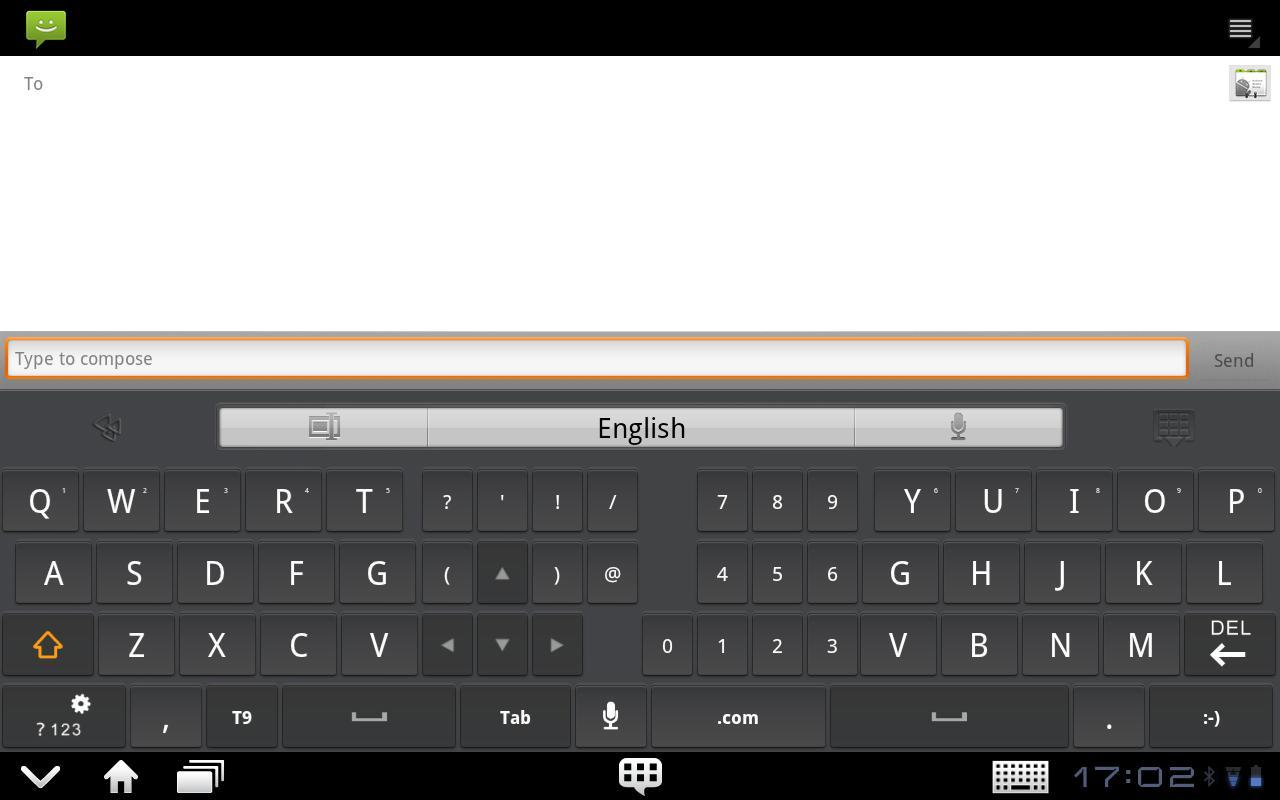 GO Keyboard screenshot 8