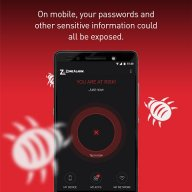 ZoneAlarm Mobile Security screenshot 1
