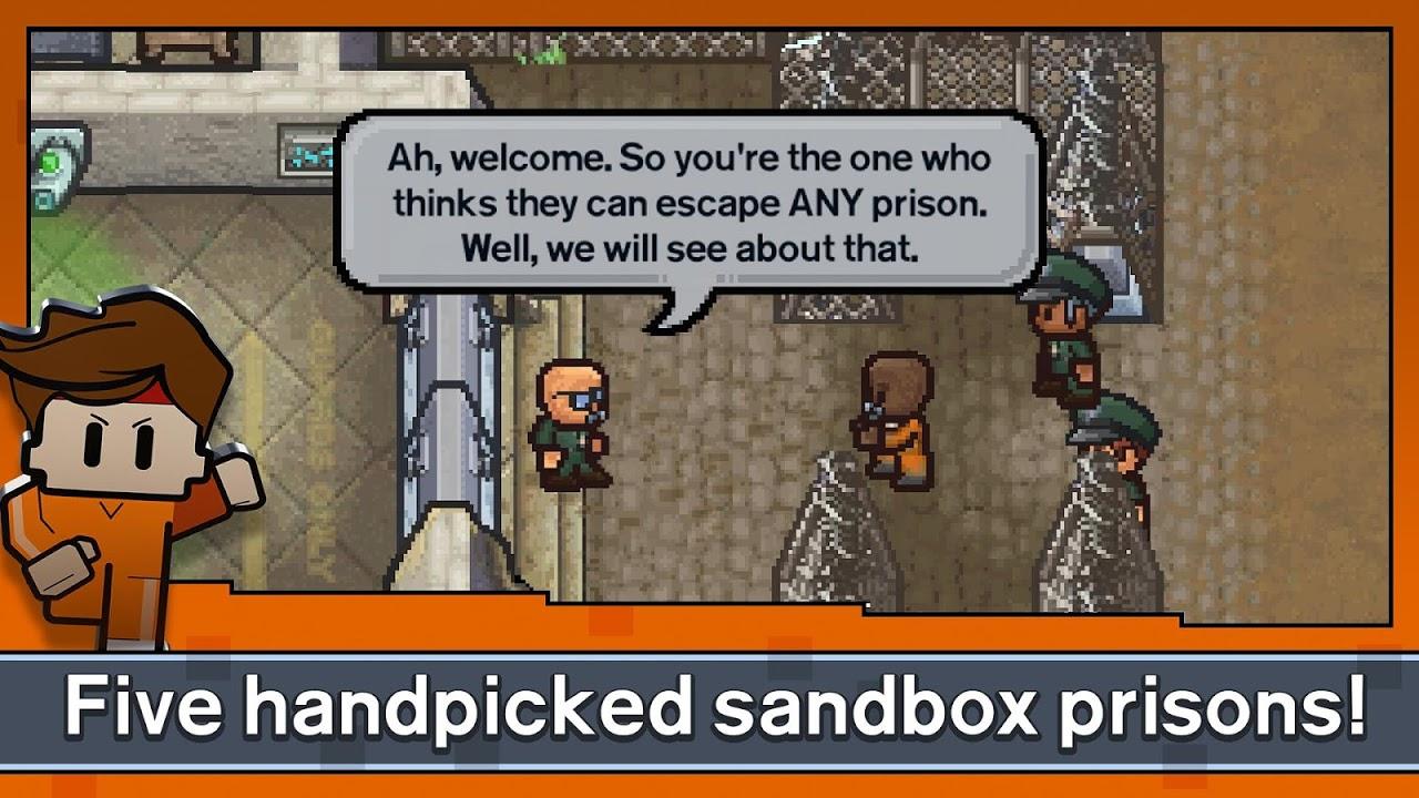 The Escapists 2: Pocket Breakout screenshot 3