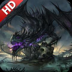 Black Dragon Wallpaper 15 Descargar Apk Para Android Aptoide