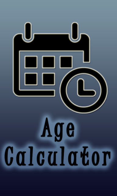 Age Calculator | Download APK for Android - Aptoide