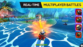 Battle Bay Screenshot
