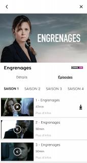 SFR TV 8 screenshot 3