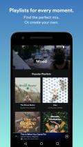 Spotify: Music Streaming App Screenshot