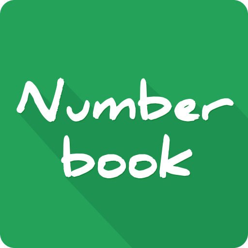 numberbook pour android