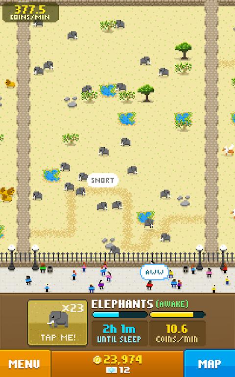 Disco Zoo screenshot 1
