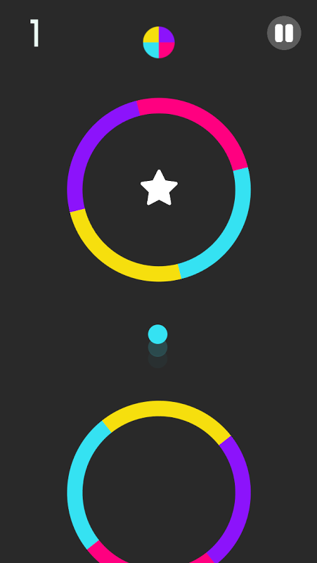 Color Switch screenshot 1