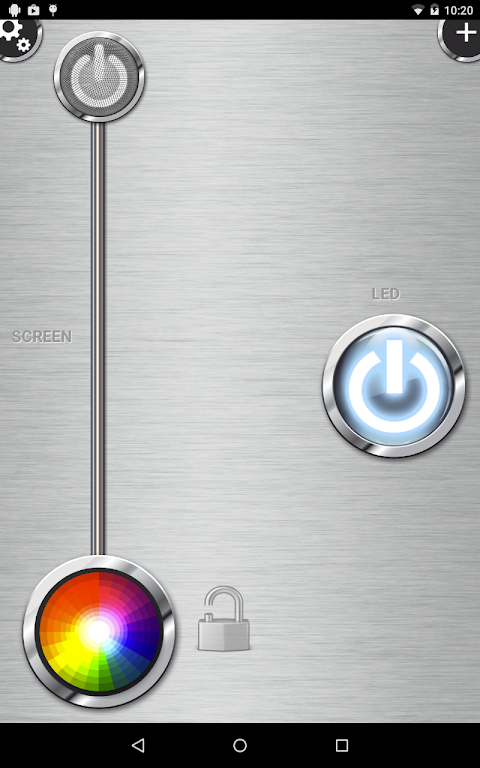 Torch Flashlight LED HD screenshot 9