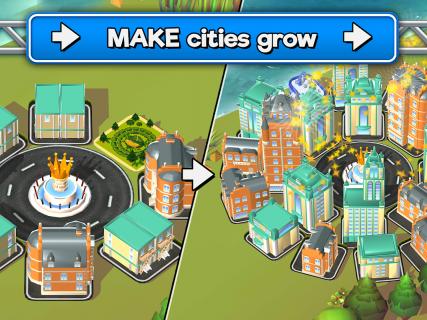Transit King Tycoon  – Transport Empire Builder screenshot 7
