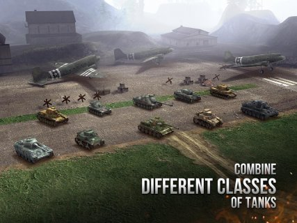 Armor Age: Tank Wars — WW2 Platoon Battle Tactics screenshot 4