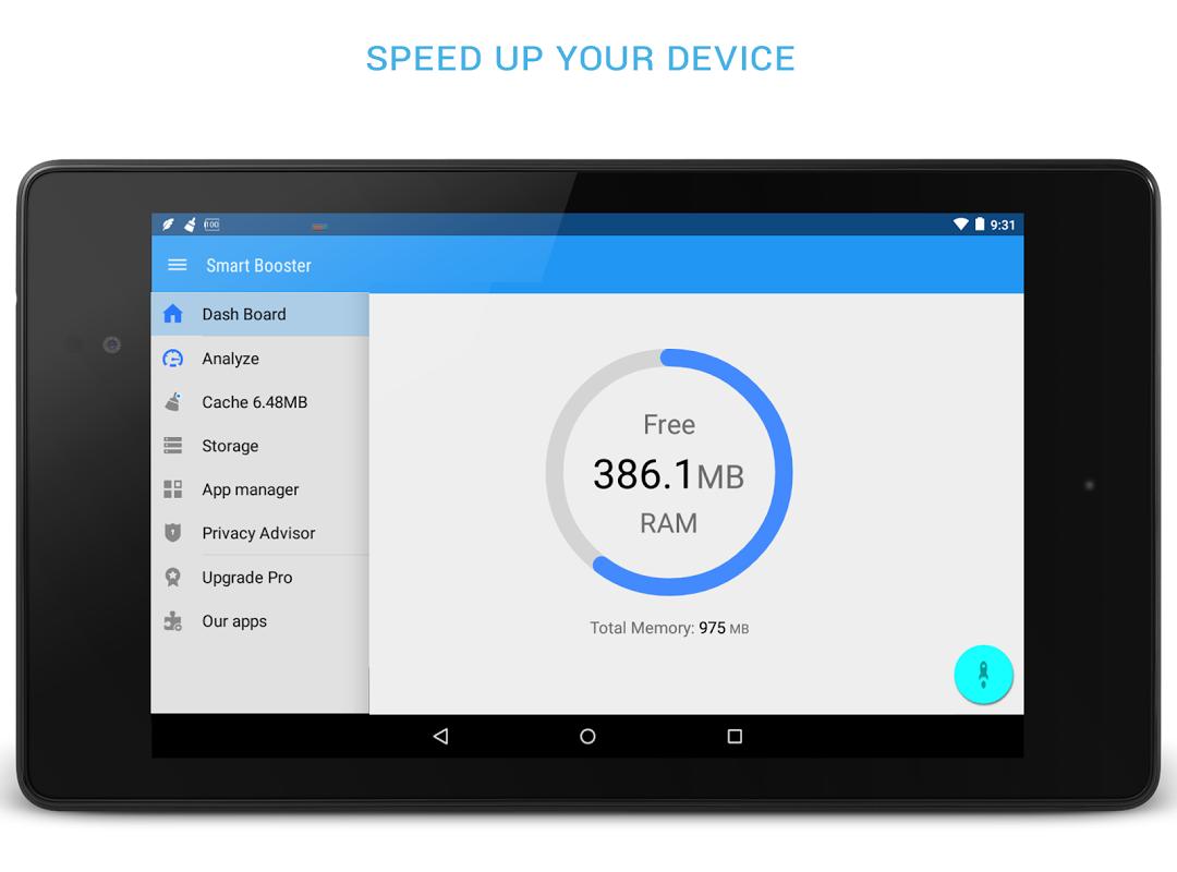 Smart Booster Pro screenshot 2