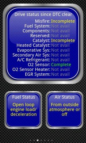 Torque Pro (OBD2 / Carro) screenshot 2