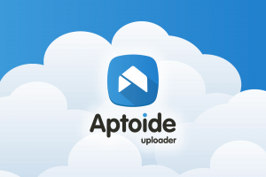 Aptoide Uploader Screen