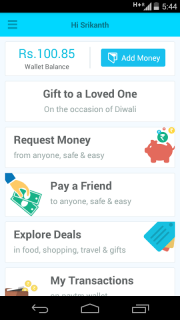 Wallet: Send & Get Money 2 4 Download APK for Android - Aptoide