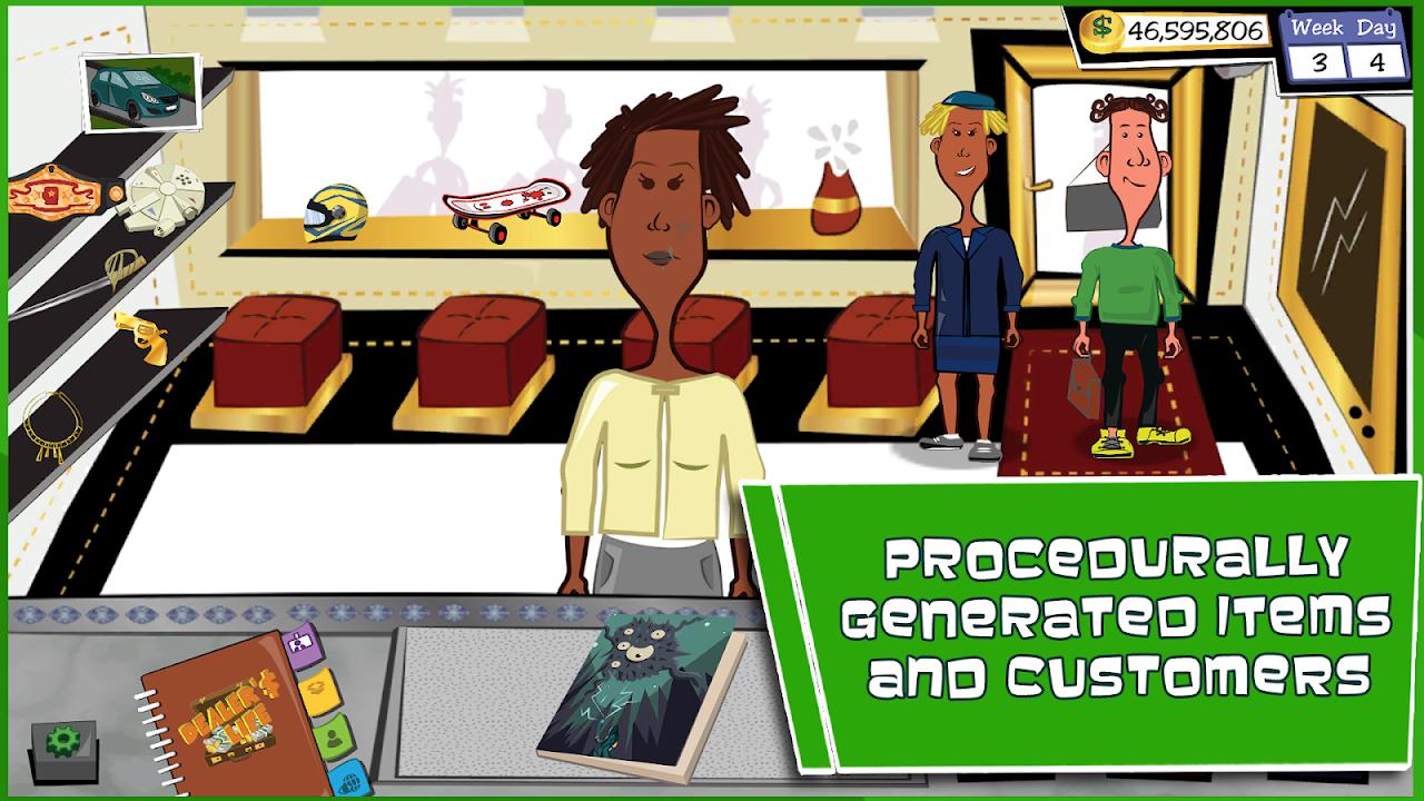 Dealer's Life - Pawn Shop Tycoon screenshot 2