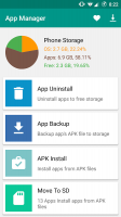 App Manager - Apk Installer Screen