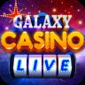 Galaxy Casino Live - Slots, Bingo & Card Game Icon