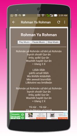 Sholawat Nissa Sabyan Dan Lirik1 0 tải APK dành cho Android