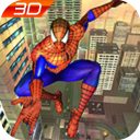 Iron Spider Super Rope Hero: Amazing Homecoming
