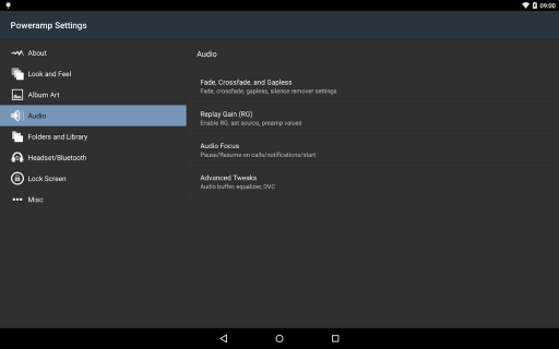 Poweramp v3-build-839-uni Download APK for Android - Aptoide