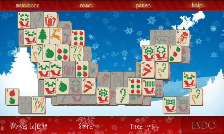 Christmas Mahjong.Mahjong Christmas 1 0 Download Apk For Android Aptoide