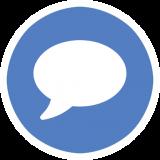 Tchat en direct,  tchat vidéo & messagerie privée Icon