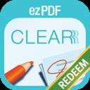 ezPDF CLEAR for Redeem Code