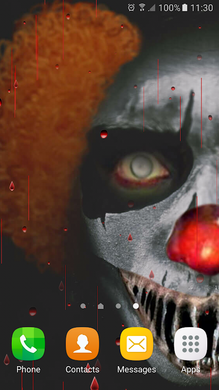 Digital Drawing Scary Clowns that Will Haunt in Your