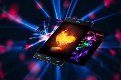 Neon 2 | HD Wallpapers - Themes 2018 screenshot 3