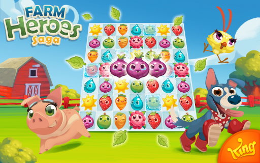 Farm Heroes Saga screenshot 15
