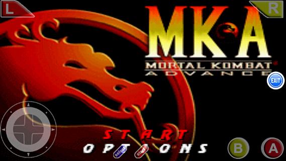 Mortal Kombat Advance screenshot 2